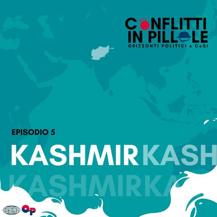 5- Kashmir