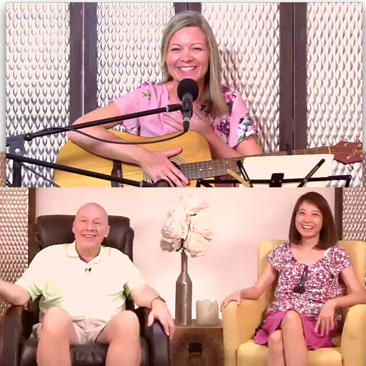"""""""Guidance - A Direct Pathway to God"""" July Online Retreat 2020: Closing Session with David Hoffmeister and Frances Xu"""