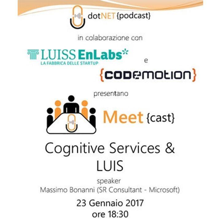 Cognitive Services & LUIS - Massimo Bonanni
