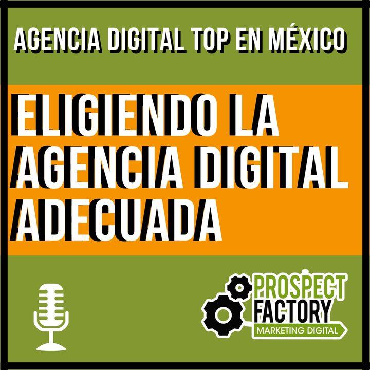 Consejos infalibles para elegir la agencia de marketing digital adecuada   Prospect Factory