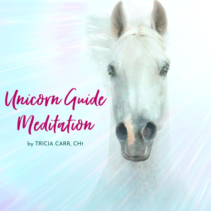 Unicorn Guide Meditation | Meet Your Unicorn w/ Tricia Carr, CHt