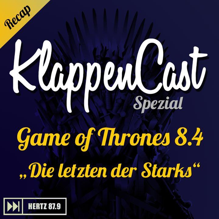 """Spezial: Game of Thrones 8.4 - """"Die Letzten der Starks"""" Recap"""