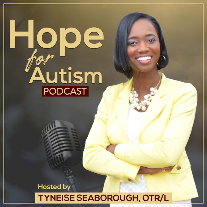 Episode 5: Could a Sensory Processing Disorder Affect Language and Communication Skills? Is SI a link?
