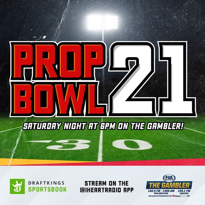 Prop Bowl 21 Hour 3