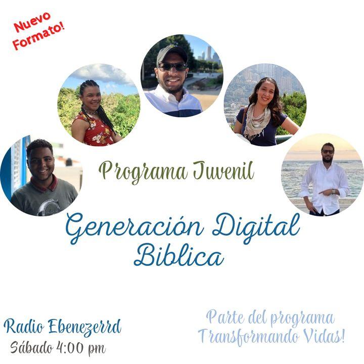 EP16 | El Uso de las Redes Sociales - Generación Digital Bíblica