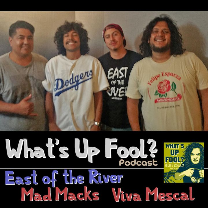 Ep 165 - Viva Mescal and Mad Macks EOTR
