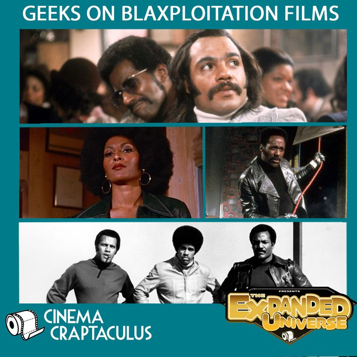 "Presents EU 12: ""Geeks on Blaxploitation Films"""