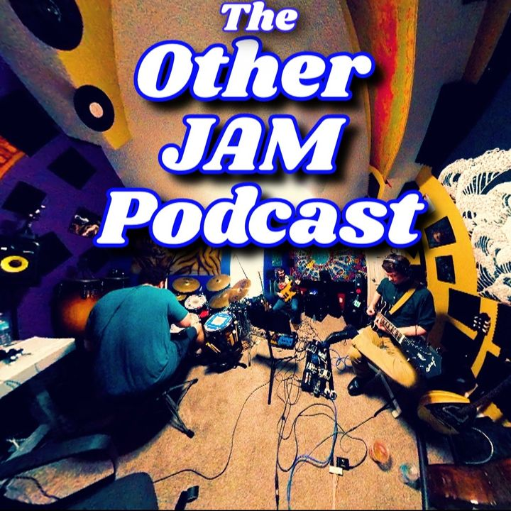 The Other Jam Podcast #12 Spongebob Clue Blues
