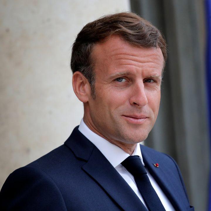 Immanuel Macron à Clermont Ferrand