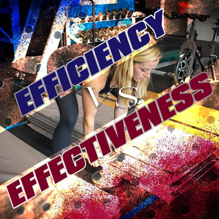 R3-04 Efficiency vs Effectiveness