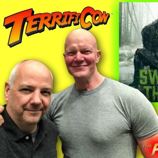 #288: My TerrifiCon Q&A with actor Derek Mears from Swamp Thing!