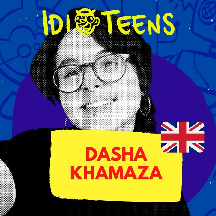 How to survive when you have to save the planet   With Dasha Khamaza