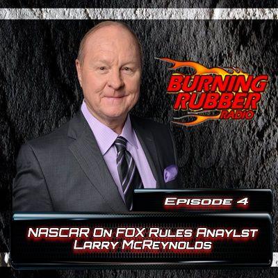 Ep 4: Larry McReynolds