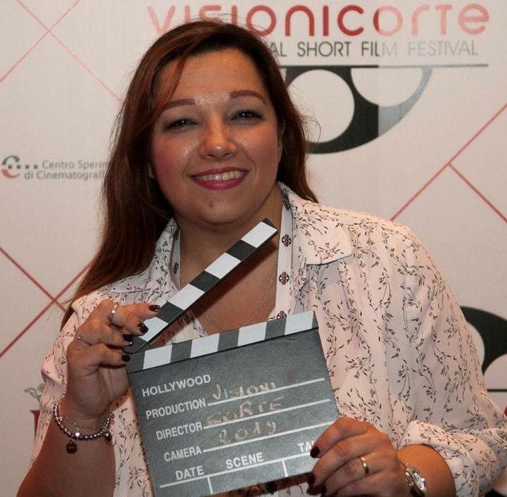 """L'intervista a Gisella Calabrese, il successo di """"Visioni Corte"""""""