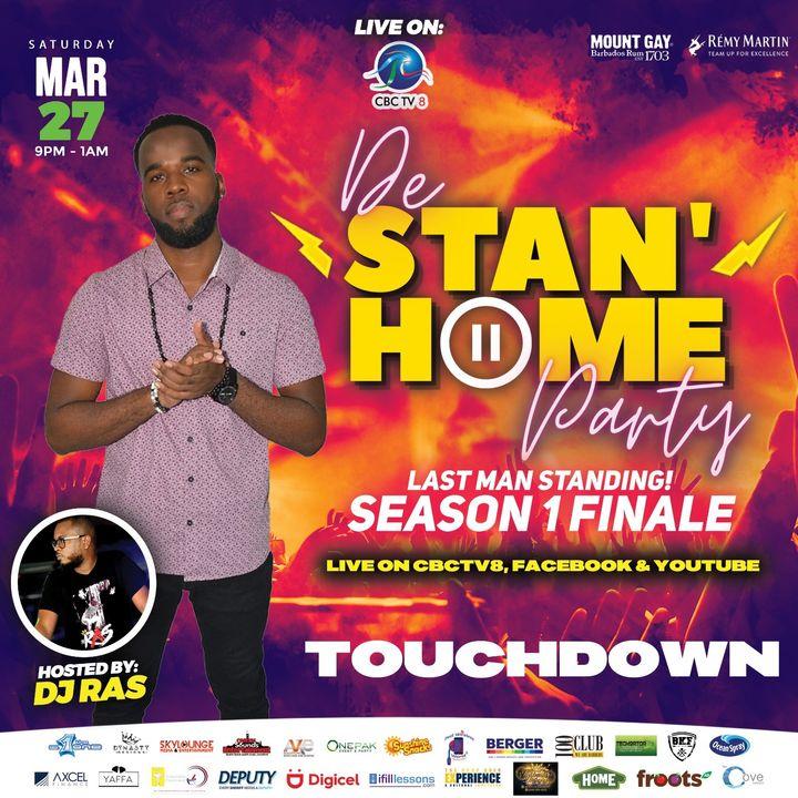 De Stan' Home Party - Last Man Standing (Season 1 Finale) - DJ Touchdown