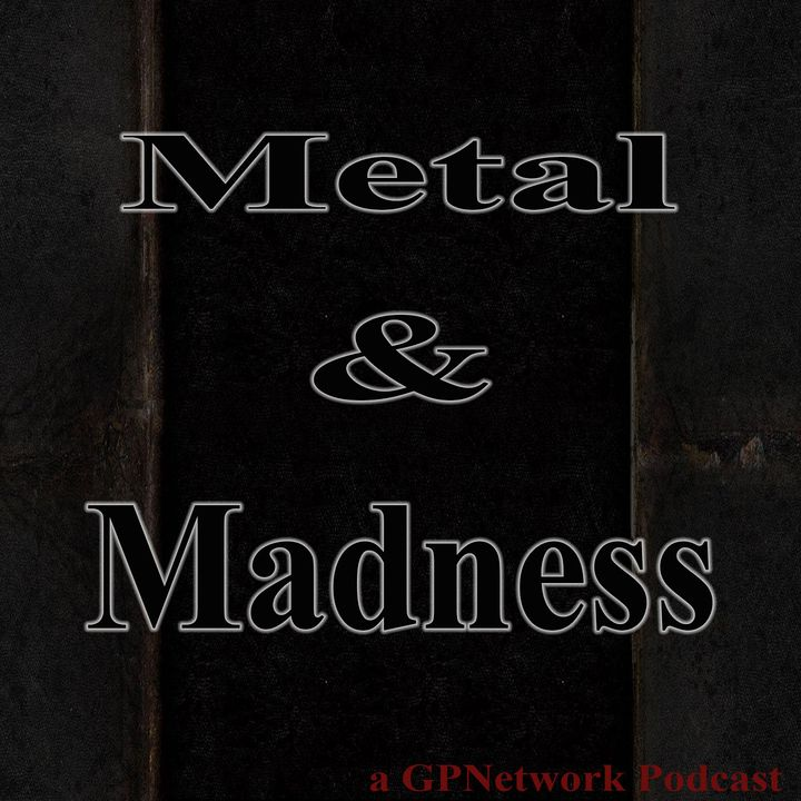 Metal&Madness - Aleister Crowley