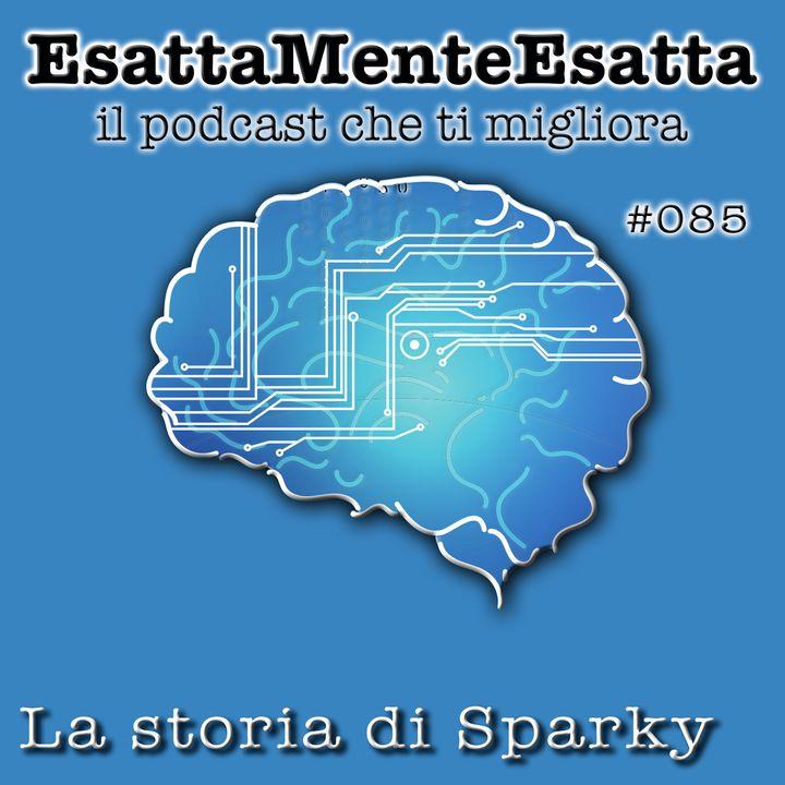 Motivazione personale: La storia di Sparky #085