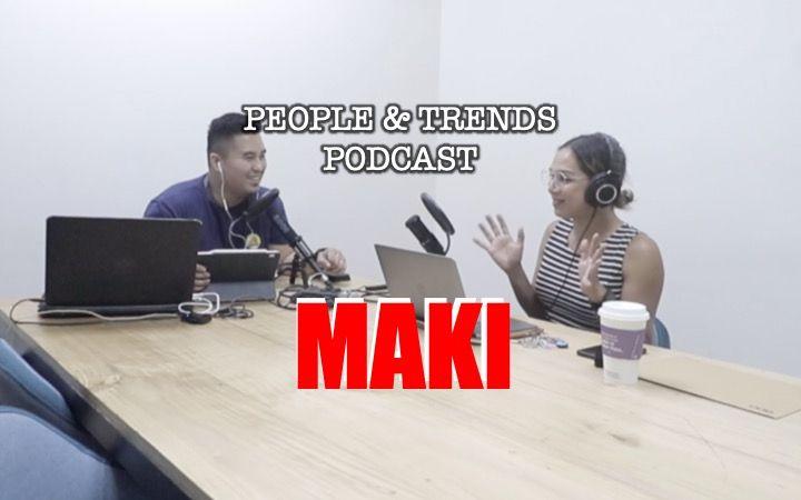 Episode 15 - Maki Gingoyon