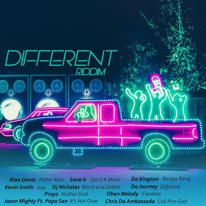 Different Ultra Vibez & Bayi Ridd 0ct'21 Dancehall V8UK LIVE