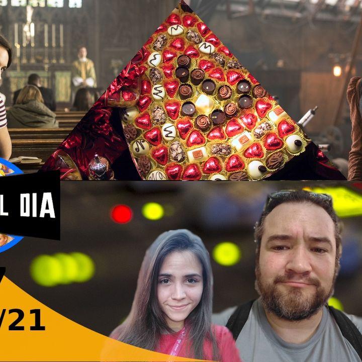 The nevers | Ponte al día 387 (11/021/21)