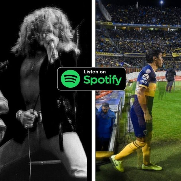 Led Zeppelin & Boca Juniors