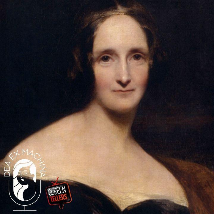 Dea ex Machina - Mary Shelley