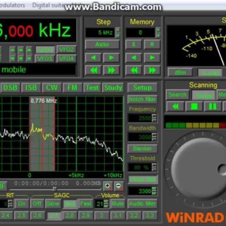 Olympia Radio - 8776 KHz - Zypern