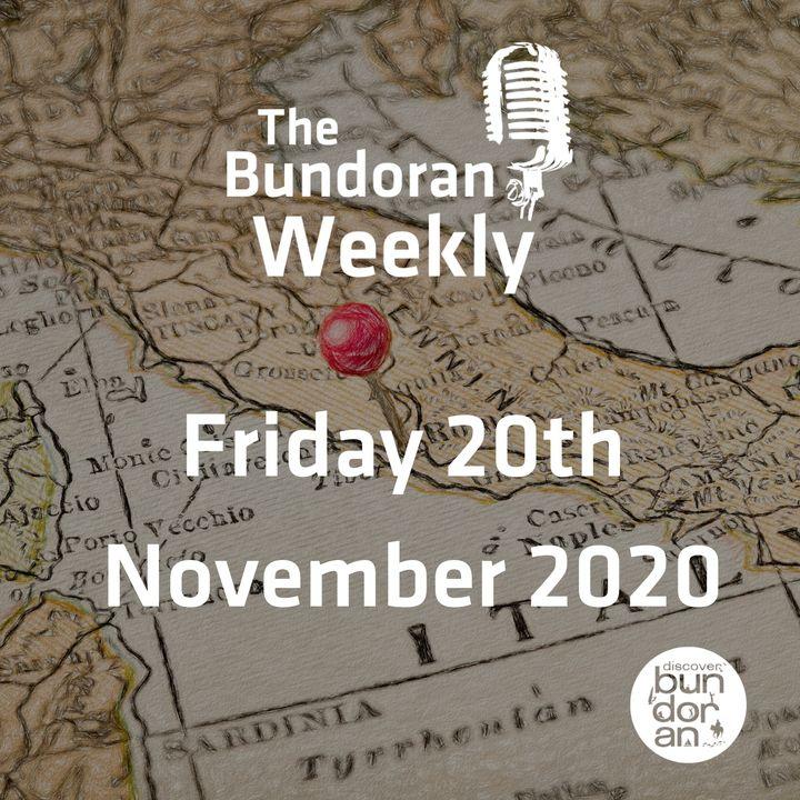 114 - The Bundoran Weekly - Friday 20th November 2020