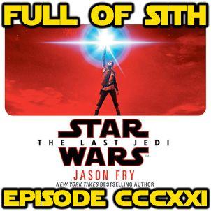 Episode CCCXXI: Jason Fry