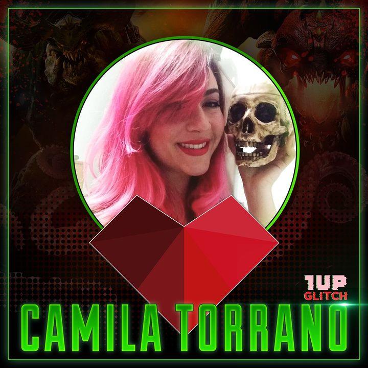 1UP Drops #72 - 1UP Glitch: A Arte de Camila Torrano