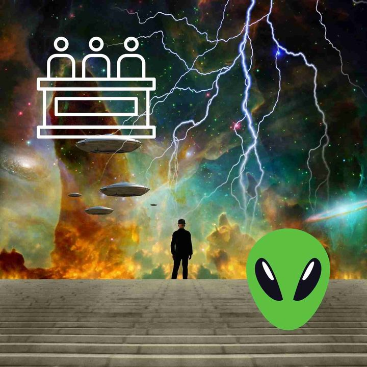 The Galactic Federation. What Is THIS All About? Let's Take a Look... Part One