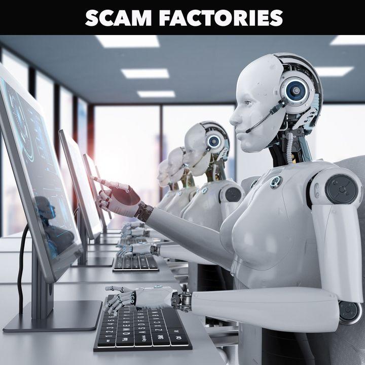 Robbin' Robots