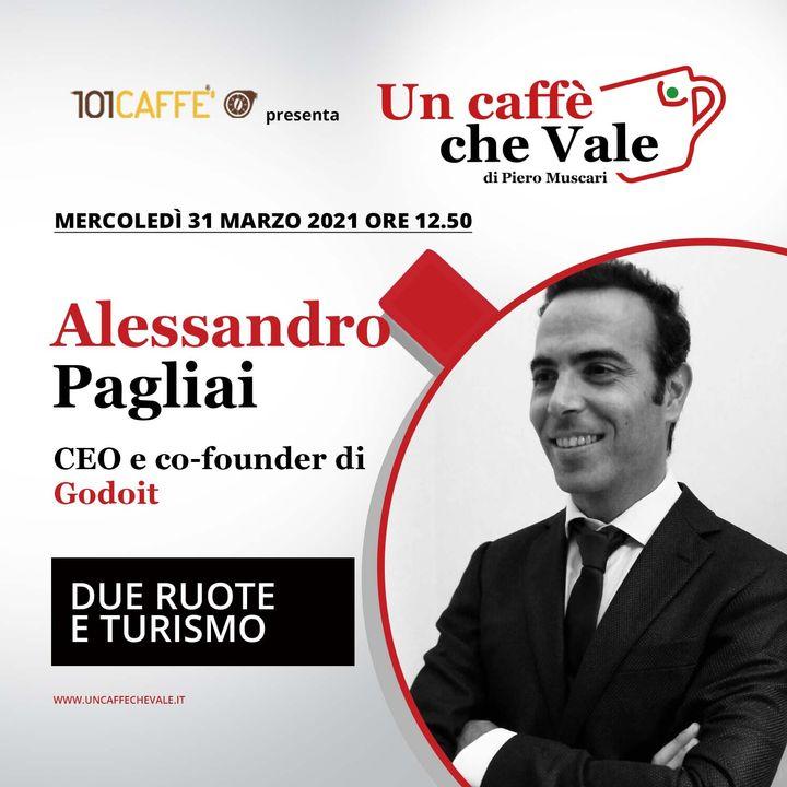 Alessandro Pagliai: Due ruote e turismo