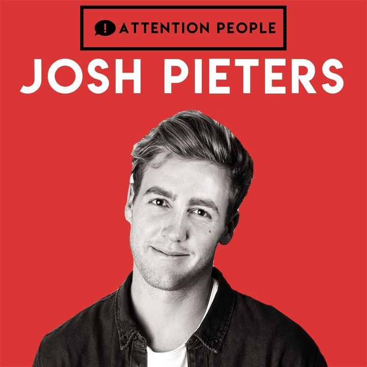 Josh Pieters - Fooling The Media, Celebrity Collabs & Stoicism