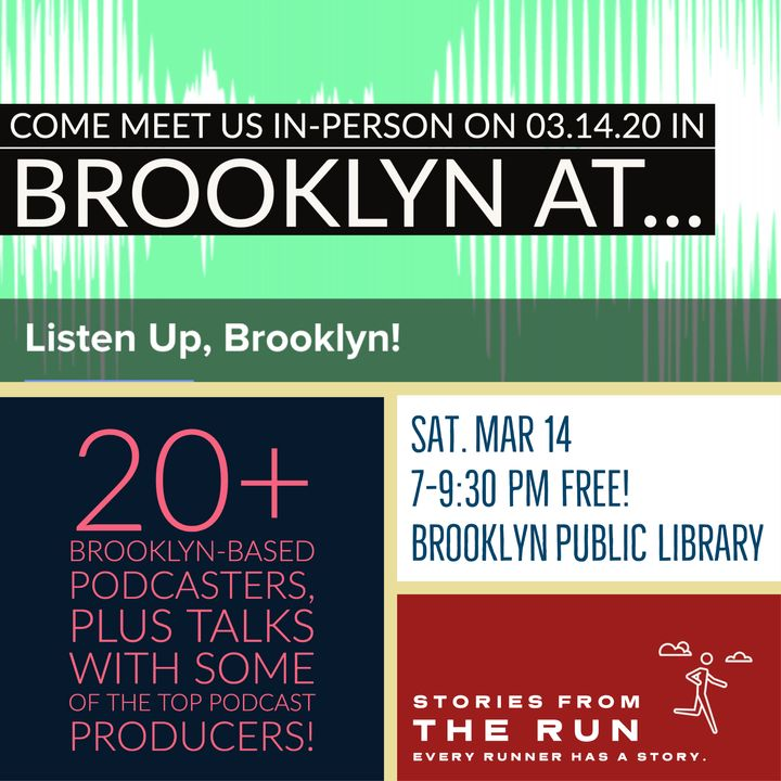 Meet SFTR This Saturday in Person in Brooklyn