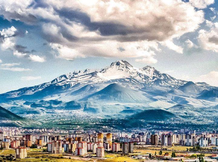 Kayseri, tesoro di Cappadocia alle origini degli Ittiti