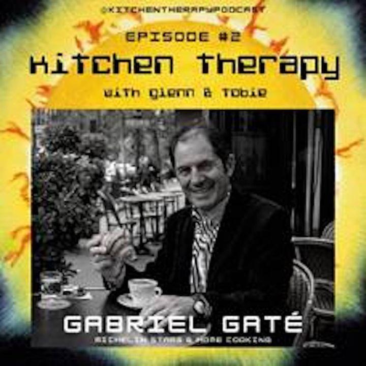 Kitchen Therapy: The Gabriel Gate Files
