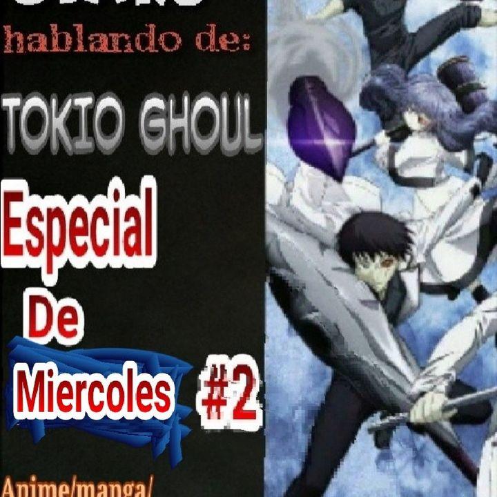 Grabacion #2 Tokio Ghoul