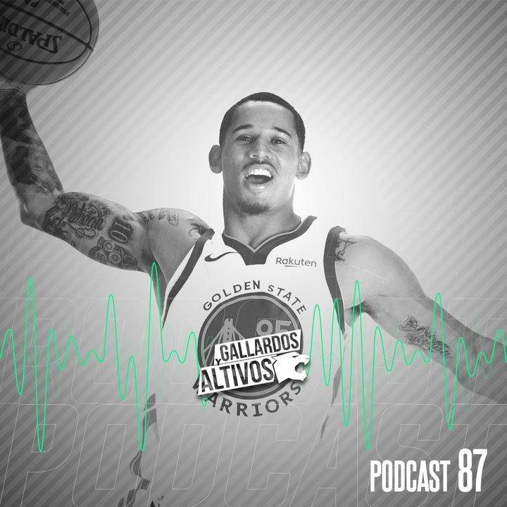 Podcast #87: Otro mexicano a la NBA / Secuestran a boxeadora mexicana / J5 Liga MX