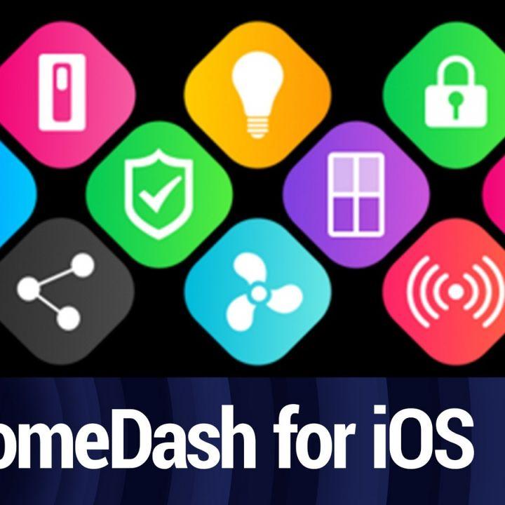 Custom Homekit Dashboards With HomeDash | TWiT Bits
