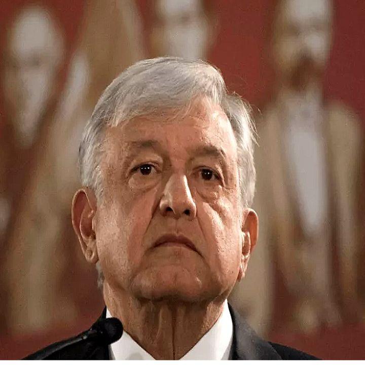 Sólo los conservadores exigen la paz afirma López Obrador