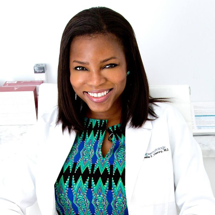 Dr. Michelle Henry shares tips and awareness around #hairloss on #ConversationsLIVE