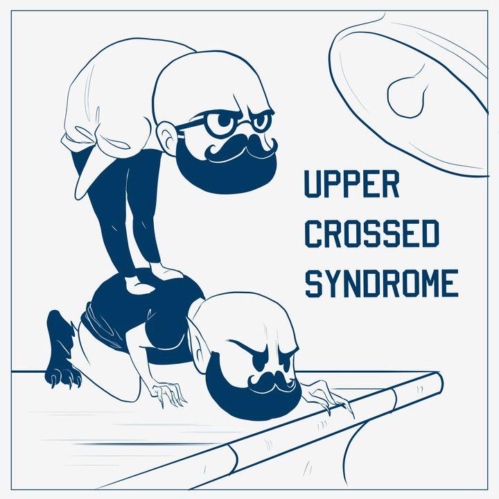 Upper Crossed Syndrome: effetti del lavoro alla scrivania