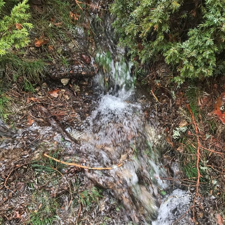 Agua de Manantiales