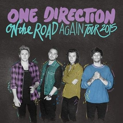 OTRA On The Road Again One Direction Tour Intro Music