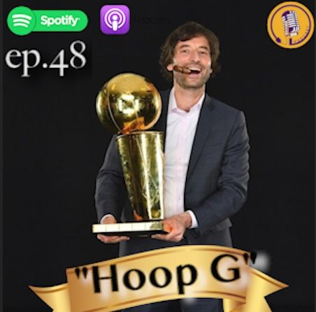 Ep.48 - Hoop G Ft. Dan Gladman and RJ Stacey
