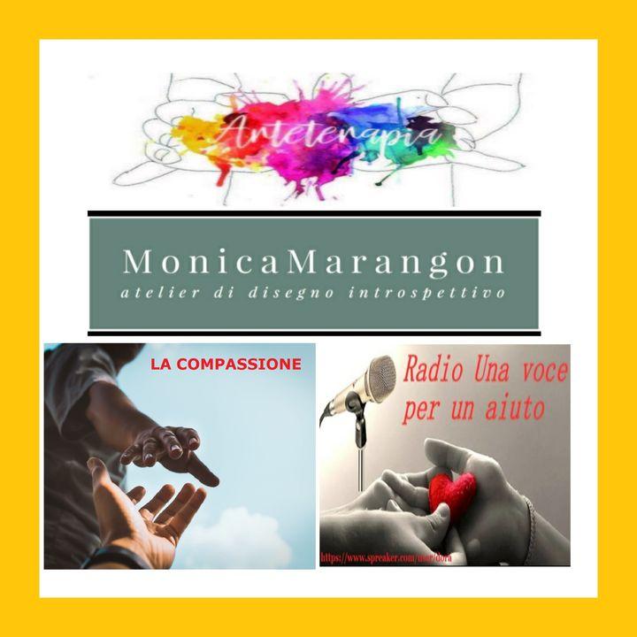 """Punt. straordinaria: """"LA COMPASSIONE """" con Monica Marangon"""