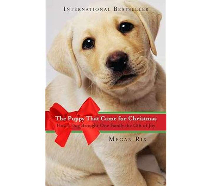 Book - The Puppy That Came for Christmas