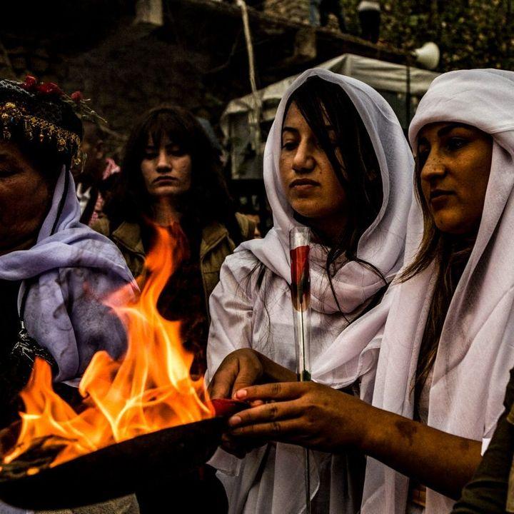 Yezidi, gli adoratori del Pavone: il memoriale ed alcune preghiere
