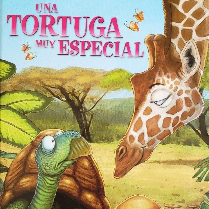 Una tortuga muy especial, Cuento Infantil
